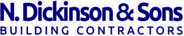N. Dickinson & Sons Building Contractors Logo